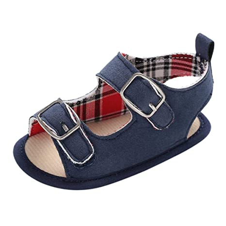 cost charm how to buy various styles Qiusa Baby Sandals Unisex, Newborn Infant Baby Girls Crib Soft ...
