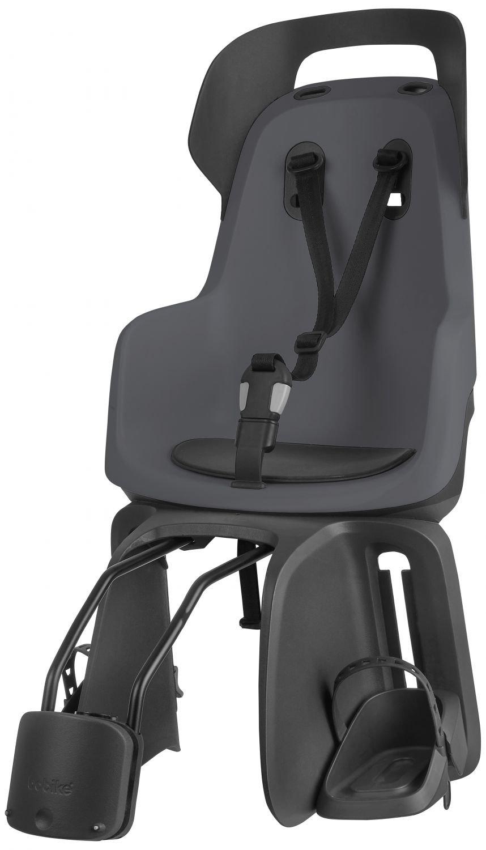 Bobike Kindersitz Go 1p Macaron Grau .