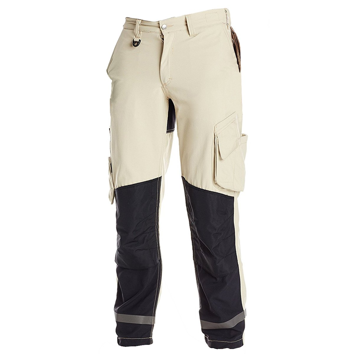 JOBMAN Workwear PANTS メンズ Sand/Black 38W x 36L 38W x 36LSand/Black B00C8BG3HS