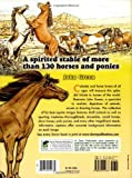 Big Book of Horses to Color (Dover Nature Coloring Book)