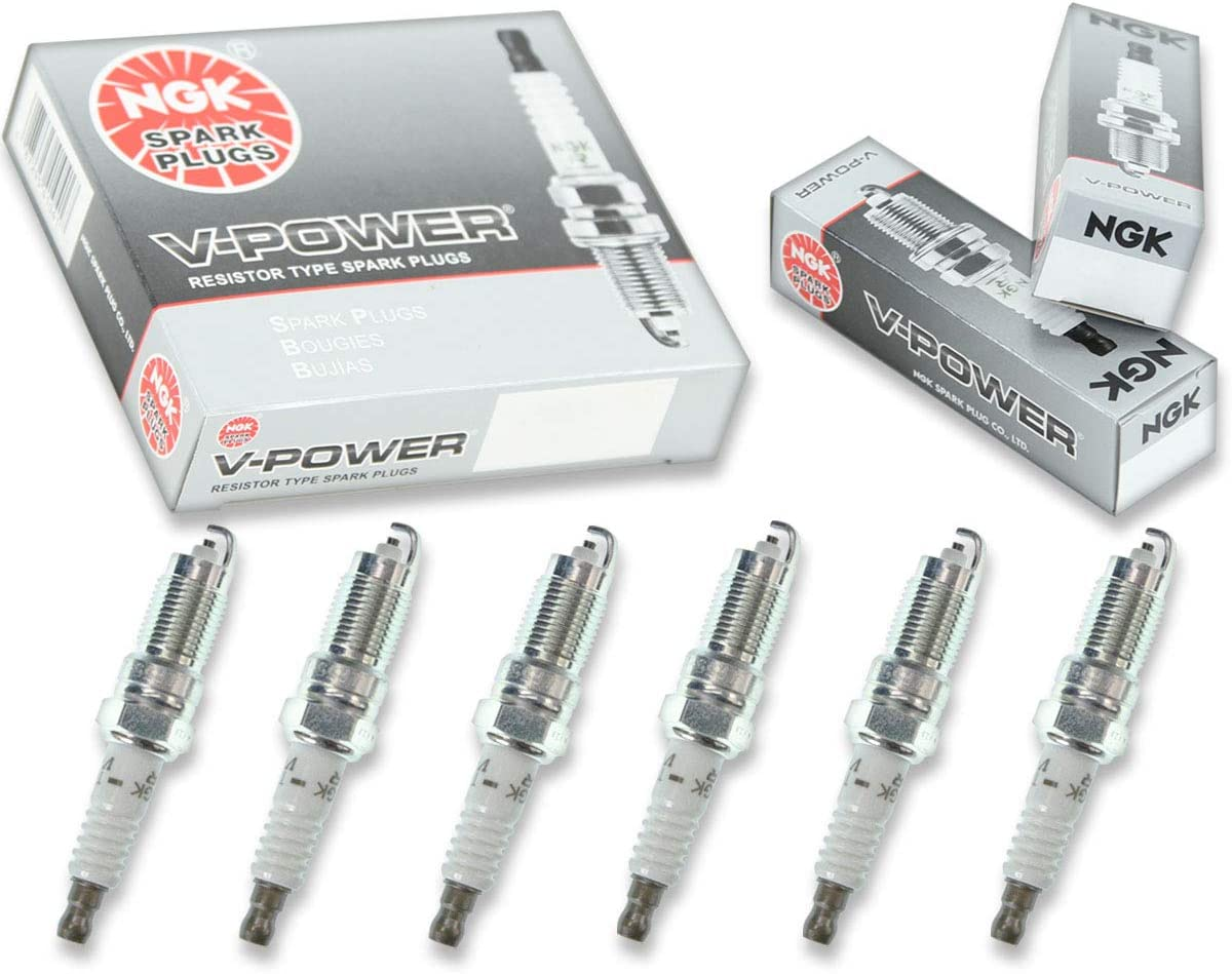 2010 FORD Mustang 4.0 L V6 Spark Plugs 2006