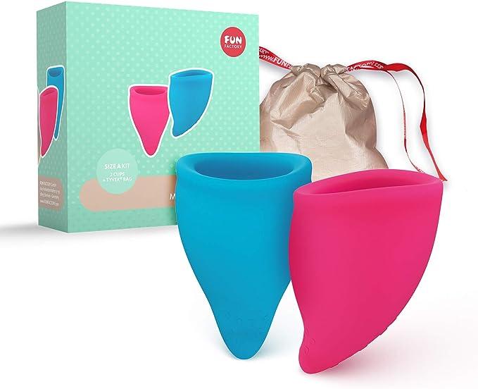 Fun Factory FUN CUP - Copa menstrual talla A silicona medica ...