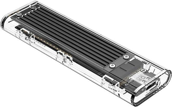 ORICO M.2 SATA SSD gabinete USB 3.0 M.2 NGFF Adaptador Caddy para ...