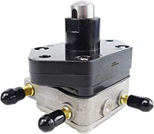 Tavaski Fuel Pump,Fit for Mercury 4 Stroke 3&4 Cycle EFI 40,45,50,55,60 HP Boat Engines,Replace 8M0118177, 8M0141827