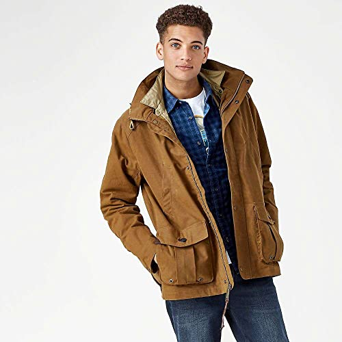 Timberland Waxed Canvas 3-in-1 Field Coat - Men's