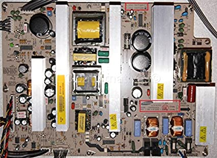 LCDalternatives Vizio VP50 HDTV20A Plasma TV, Replacement Capacitors and  Fuses