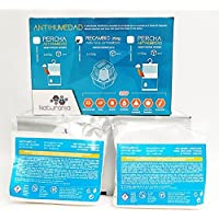 Naturonia Pack Recambio CLASSIC Antihumedad, 2x250g