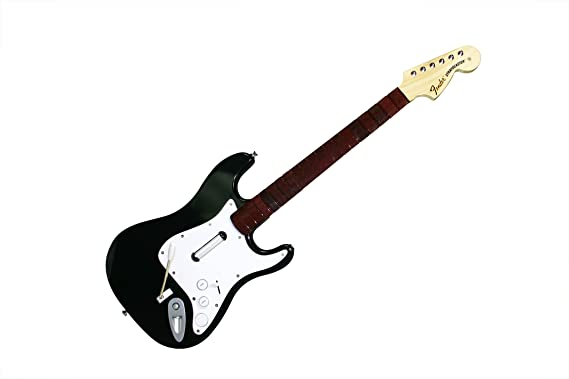 Mad Catz Rock Band 3 Guitar Bundle - Volante/mando (Guitarra, Xbox ...