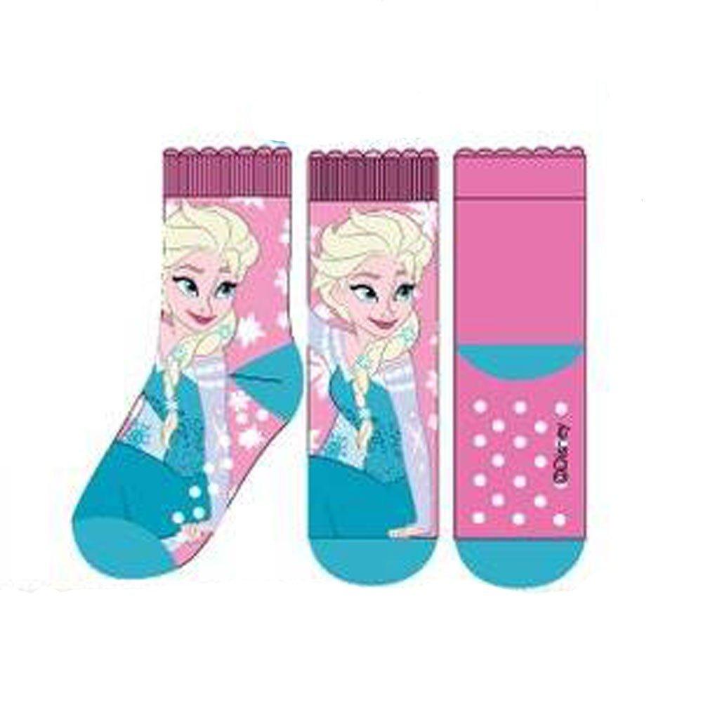 Calcetines antideslizantes Elsa Frozen Talla 27/30 24756_111202