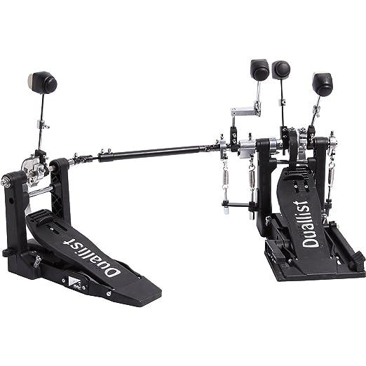 Amazon The Duallist Triple Kick Double Pedal Musical Instruments