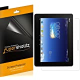 [3-Pack] Supershieldz- High Definition Clear Screen Protector For Asus MeMo Pad FHD 10 + Lifetime Replacements Warranty [3-PACK] - Retail Packaging