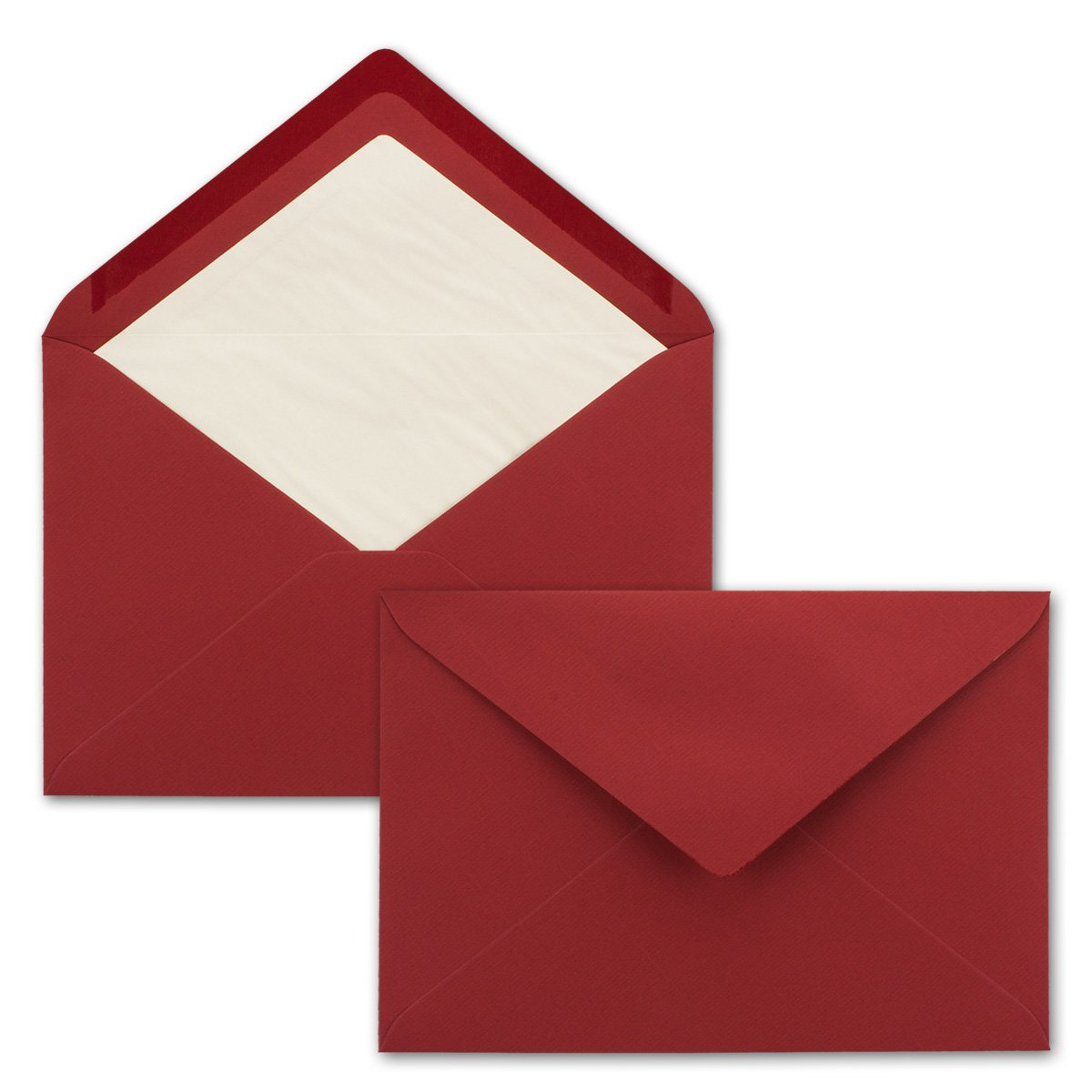 500x Brief-Umschläge C5 - Weiß - gefüttert mit mit mit grauem Seidenpapier - 100 g m² - 229 x 162 mm - Nassklebung - Qualitätsmarke  NEUSER FarbenFroh B077J3KVSX | Günstig  | Speichern  | Lassen Sie unsere Produkte in die Welt gehen  c22952