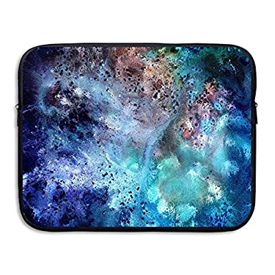 low-cost Business Briefcase Sleeve Watercolor Painting Laptop Sleeve Case  Cover Handbag For Macbook Pro f28602f3db