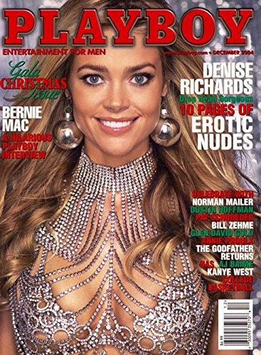Read Online Playboy Magazine - December 2004 - Denise Richards ebook
