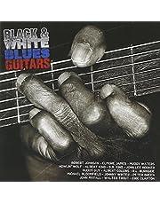 Black White & Blues Guitars / Various