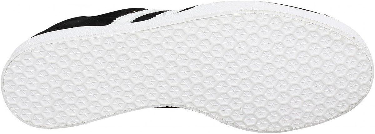 adidas Originals - Gazelle Og - Baskets basses - Mixte Adulte Noir et Blanc