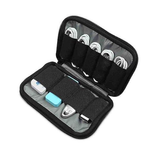 3 opinioni per Custodia per Chiavette USB Organizzatore per Cavi/Pendrive/Scheda SD Borsa