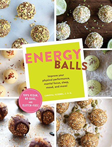 Energy Balls: Improve Your Physical Performance, Mental