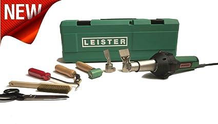 Leister pistola de aire caliente Triac St para tejados Kit – 230 V