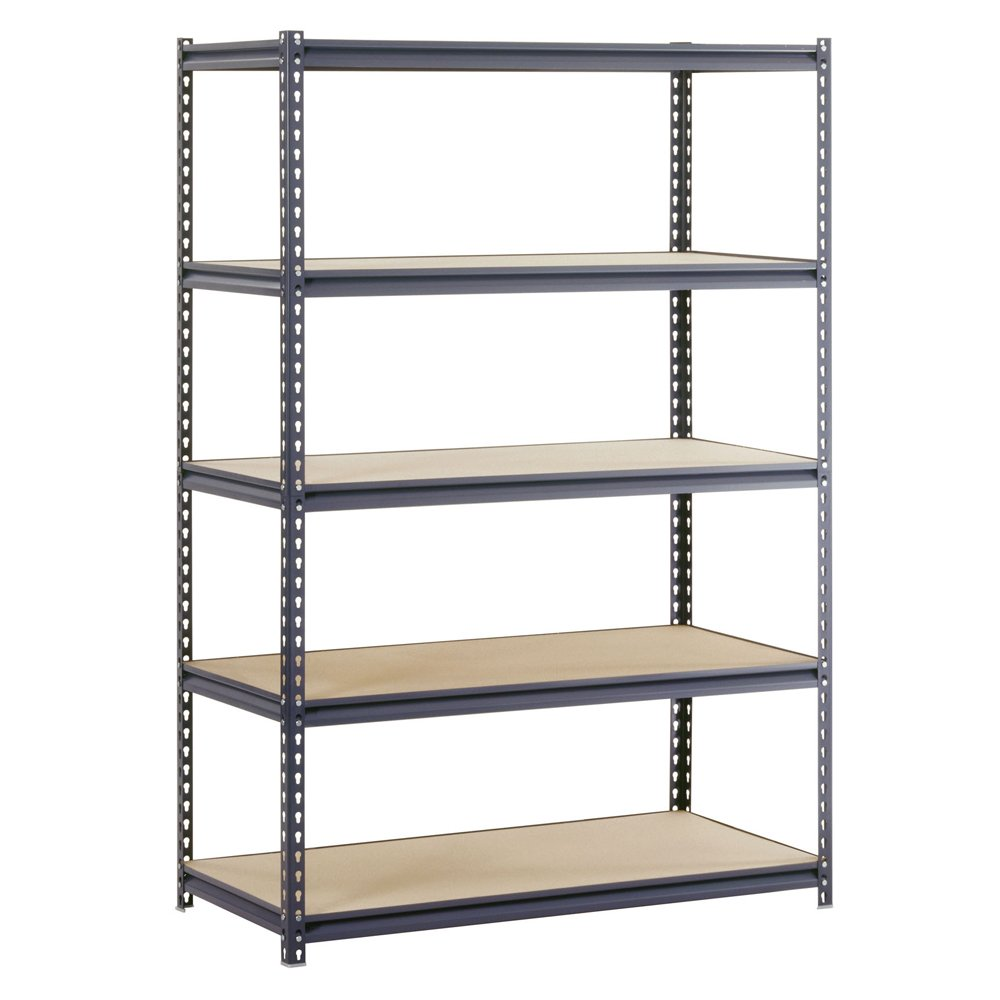 Edsal Urs 245 Workforce Heavy Duty Steel Storage Rack Review