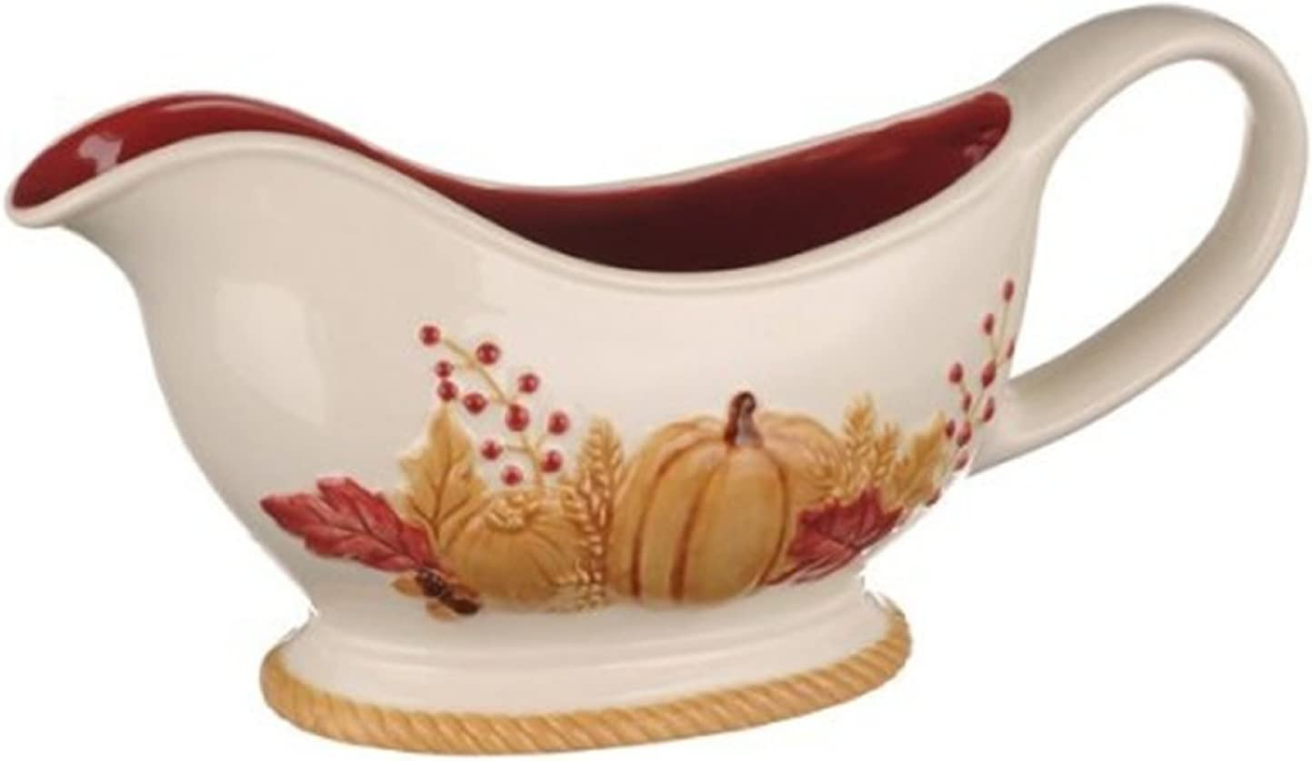 Gravy Boat Thankful Collection
