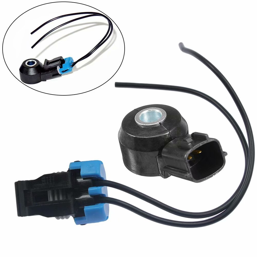 JahyShow Engine Knock Sensor With Electrical Connector For 22060-7B000 Nissan Frontier Mercury Villager Pathfinder Quest Xterra