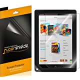 [3-Pack] Supershieldz- High Definition Clear Screen Protector For Barnes & Noble Nook HD+ 9 inch Tablet + Lifetime Replacements Warranty [3-PACK] - Retail Packaging