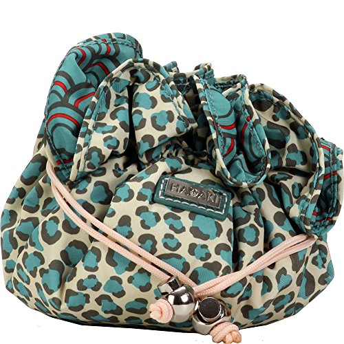 Hadaki Cotton Jewelry Sack (Primavera Cheetah) (Travel Cheetah Luggage)