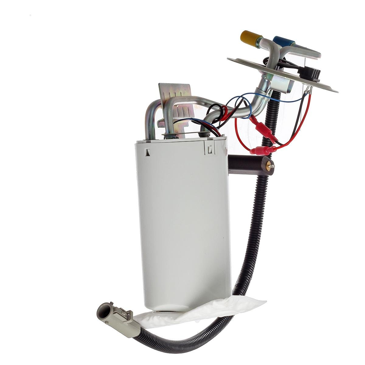 POWERCO Electric Gas Fuel Pump Module Assembly Replacement For Ford 1992-1998 F-150 F-250 F-350 F-450 F Super Duty 1998 1997 1996 1995 1994 1993 1992 With Sending Unit E2059M SP2005H Fit For:17 Gal