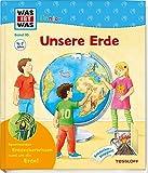 Unsere Erde: Seit wann gibt es die Erde? Wie sind Berge und Höhlen entstanden? Warum ist es am Nordpol so kalt? (WAS IST WAS junior - Sachbuchreihe, Band 10)