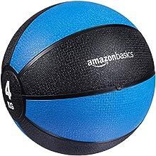 AmazonBasics Medicine Ball, 4KG
