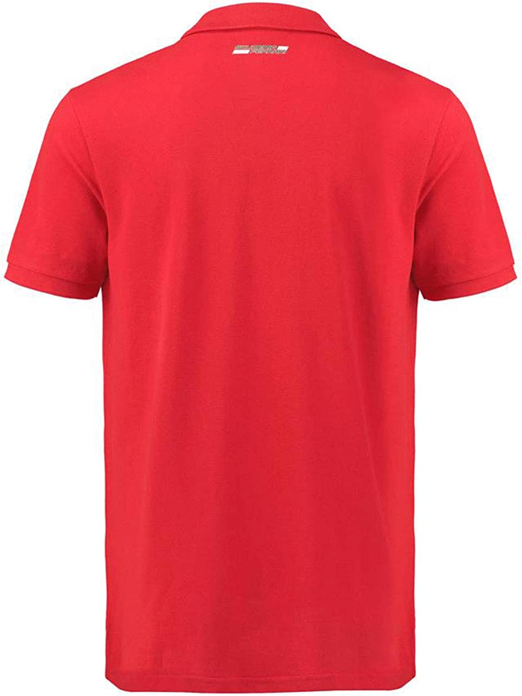 Ferrari Mens Formula 1 Authentic Mens Classic Red Polo
