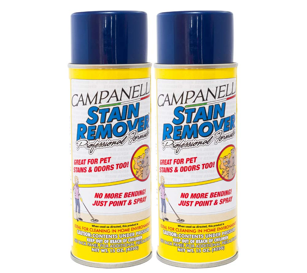 by CAMPANELLI Professional Formula Stain Remover [Aerosol] (2 Pack)