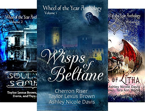 Wheel of the Year Anthology (3 Book Series)