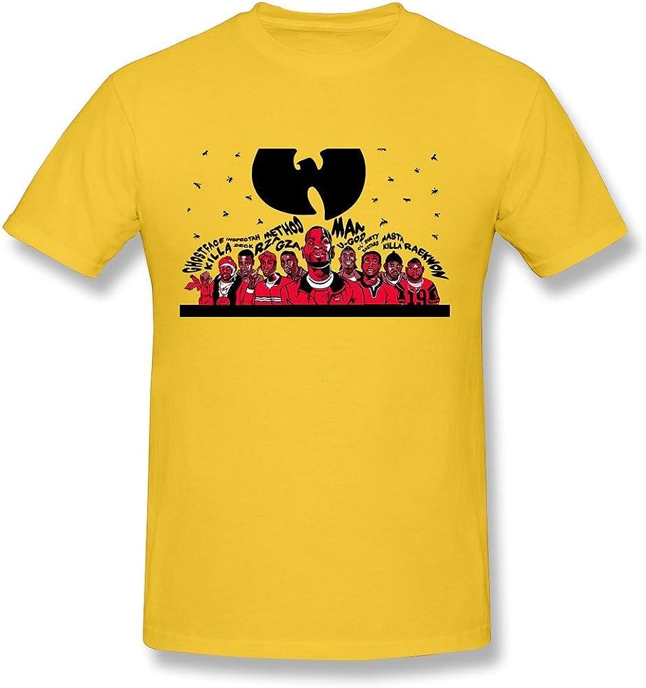 FEA Wu-Tang Clan - Camiseta para Hombre, diseño de Puente de Brooklyn: Amazon.es: Ropa y accesorios