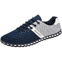 Fami Fashion New Man Autumn Shoes Casual Shoes Mixed Colors Flats Scarpe Traspiranti
