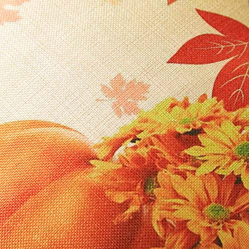 Anickal Set of 4 Fall Pillow Covers Throw Pillow Covers