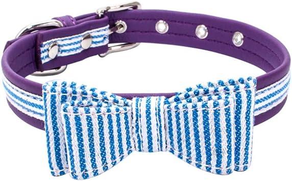 Hemlock - Collar para Perro, Diseño de Cachorro, con Lazo Ajustable, Collar con Bandera de Perro: Amazon.es: Juguetes y juegos