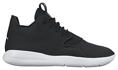 Nike Jordan Kids Jordan Eclipse BG Black/White/Anthracite Running Shoe 4  Kids US