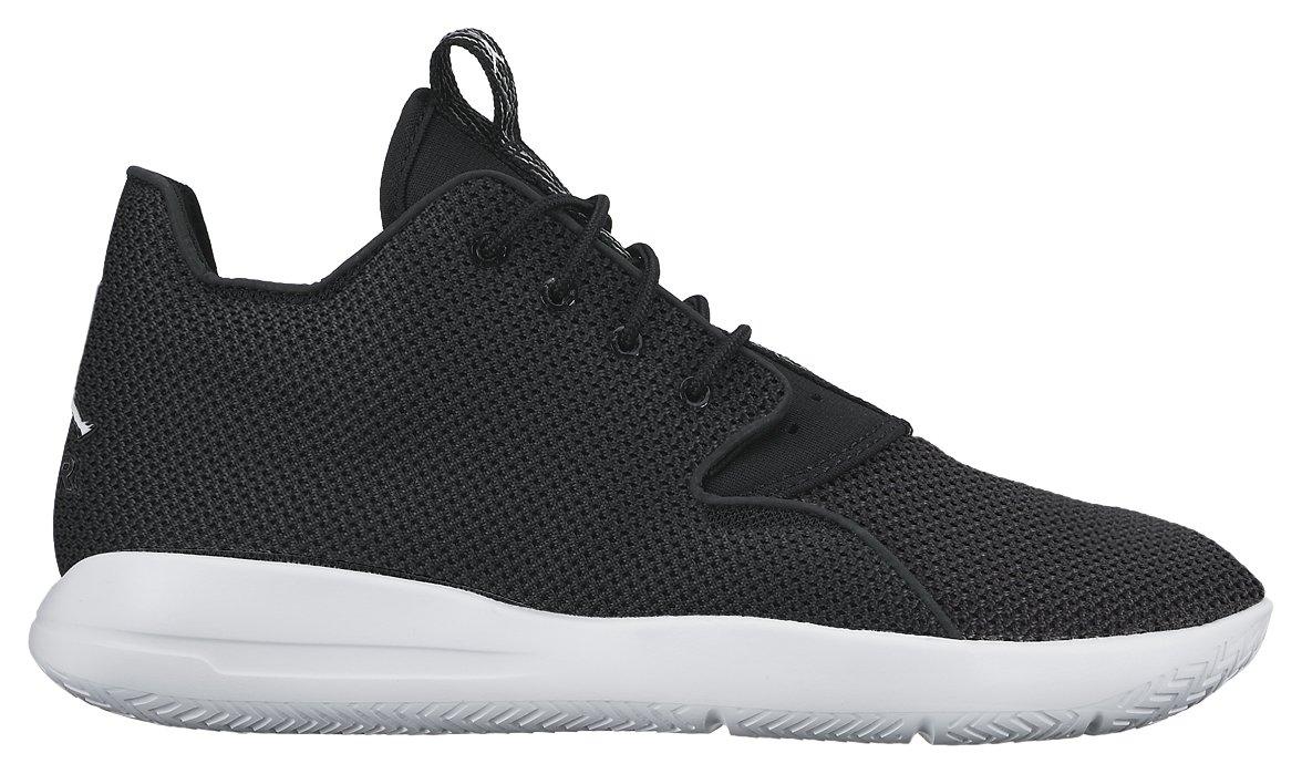 Nike Jordan Kids Jordan Eclipse BG Black/White/Anthracite Running Shoe 4 Kids US