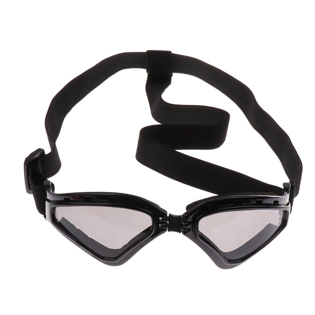 a3bfc397cf NON Sharplace Gafas de Sol para Perros Complimentos Lentes Protectores  contra Rayos UV - Rojo non-brand