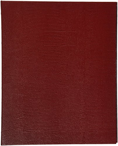 - Blueline MiracleBind Notebook, Red, 9.25 x 7.25 inches, 150 Pages (AF9150.44)