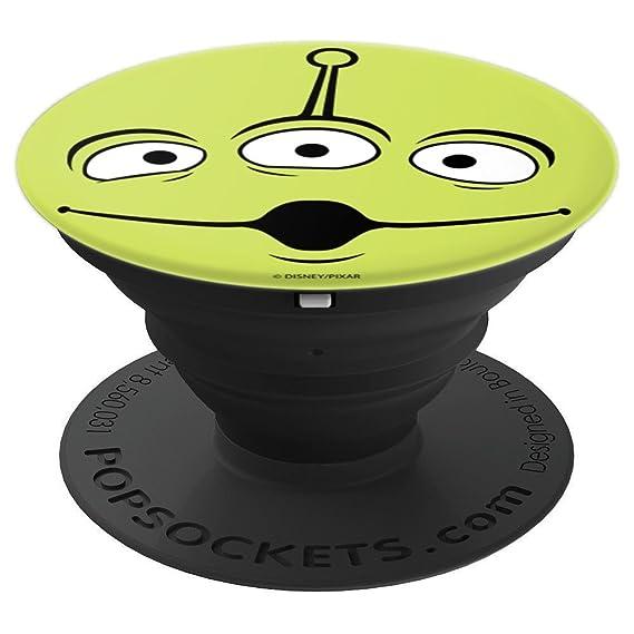 Amazon Disney Pixar Toy Story Alien Face Popsockets Grip And