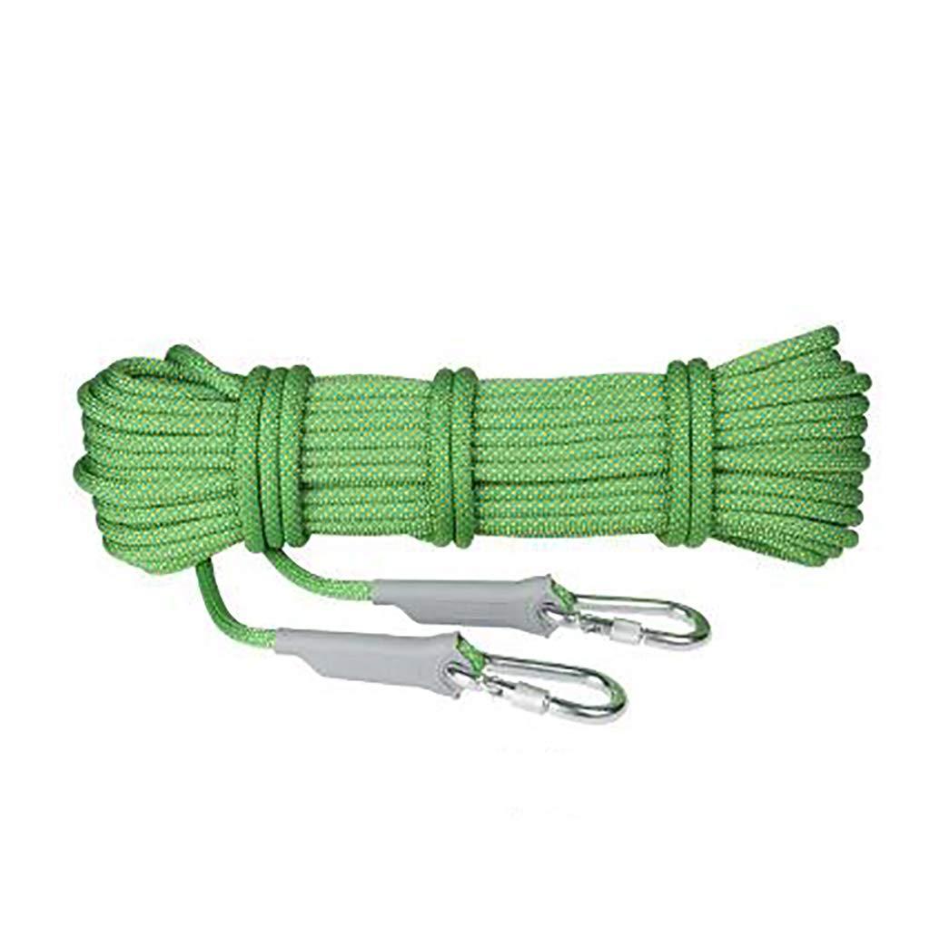 - QARYYQ Corde d'escalade adaptée au Camping Rrock Randonnée Trekking Options Multi-Tailles et Multi-Couleurs Cordes (Couleur   D, Taille   12mm 30m)
