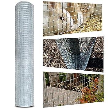 30M Geschweißt Drahtgewebe Verzinkt Panel Garten Huhn Tierische Zaun ...