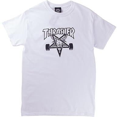 0db47f0daae1 Amazon.com: Thrasher Skategoat T-Shirt Mens: Clothing