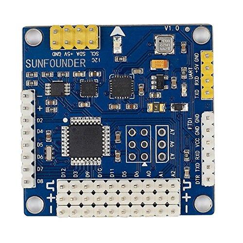 SunFounder MultiWii SE Flight Controller V1 0 ATMega328P for