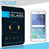 NOISE Tempered Glass for Samsung Galaxy J7 Prime/ Samsung On Nxt [3D Touch Compatible - Tempered Glass] Screen Protector with [9H Hardness] [Premium Crystal Clarity] [Scratch-Resistant]