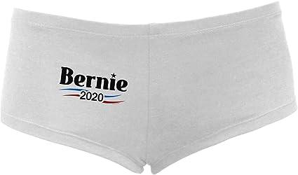 TooLoud Bernie Sanders 2020 Bernie for President Womens Dark Boyshorts