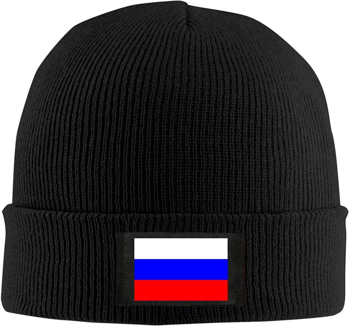 Xdinfong Russian Flag Winter Beanie Hat Knit Skull Cap for Men /& Women